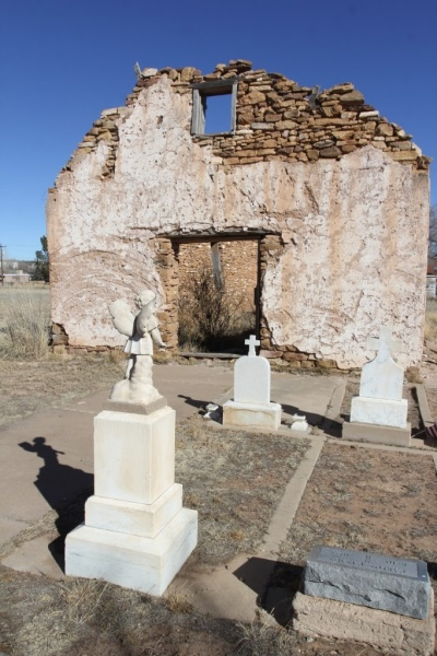 Rose of Lima Chapel and Cemetery