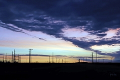 POWERLINE DAWN
